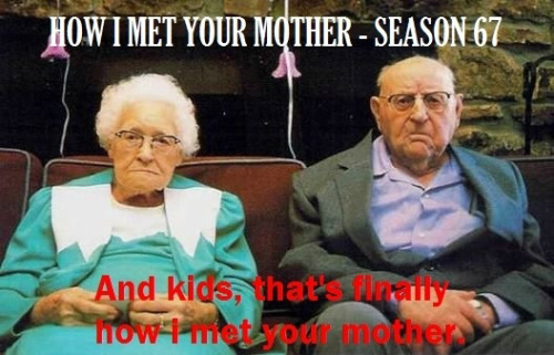 himym mother