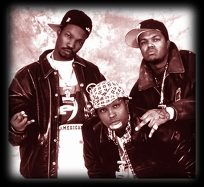 Dj Paul, Juicy J, and The Scarecrow aka Lord Infamous