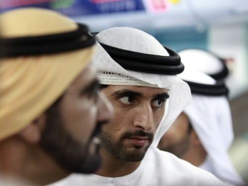 Drug Addicted Dubai Crown Prince Hamdan Following The