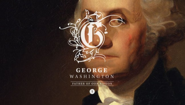 First President: George Washington 1732-1799