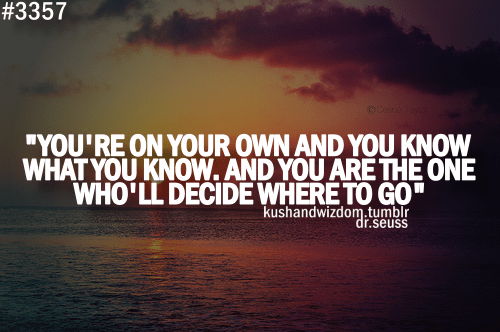 Dr. Seuss - On Your Own