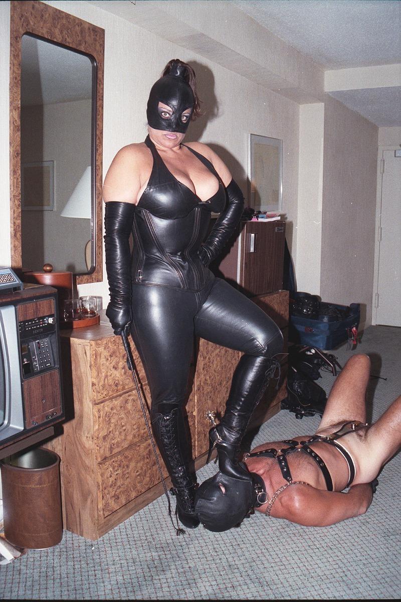 mistress bullwhip