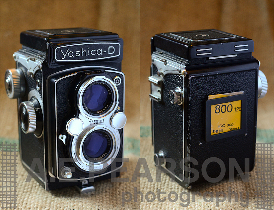 "Yashica D TLR Review - The BEST Budget Medium Format Camera Ever Made!<br /> As with many photographers, I myself am a bit of a HUGE photography equipment nerd. It's hard not to be honestly. There are so many incredibly cool cameras, think about some of the factors that contribute to the diversity for a second:<br /> 150 years or so of research and development<br /> Varying film formats (a variety of small, medium, and large formats)<br /> Consumer taste<br /> Manufacturing and materials trends and developments<br /> Competition!<br /> Being a photographer, I have the fortunate disposition of being in a field where the tools of my trade are often bona-fide antiques. For a guy that spends weekends wandering through thrift shops and antique stores, it's a blessing. I mean, not only are some of the older cameras I've owned absolutely gorgeous pieces of mechanical beauty - but they TAKE FREAKIN' PICTURES. Yes, that's right, even my 100 year old folder camera my aunt gave me takes pictures. After all this time - they are still relevant tools of the trade. <br /> Ah. Mazing.<br /> With all that said, I have owned/use a LARGE variety of cameras. Whether it be 16mm, 35mm, Medium Format, or Large Format - I'm on a perpetual search for the ""perfect camera"". <br /> The *right* camera isn't always affordable - but then comes the Yashica D. This camera is, in my opinion, one of the best all-around medium format cameras on the market. It's not a Hasselblad, or a Rollei…but it's also something you can find ALL DAY LONG for well under $100. This one, in the incredible condition it's in, set me back $81. If you are reading this you probably are aware of the current used prices these days of quality medium format cameras, and you are probably picking your jaw up off the ground right now too ($81?!?!).Why do I love it, and why should you go buy one RIGHT NOW? </p> <p>The fit is near perfect. The layout of the winding knob, focus knob, shutter speed and aperture dials, shutter cocking lever, and shutter release button are all in just the right spot to be used without confusion and, after getting used to it, without even looking. This, to me, is HUGELY important.<br /> Sharp optics. Apparently there are two different versions of the 80mm f/3.5 lens that comes with this camera. Yashikor and Yashinon (I think?). If you care about the ""expert"" reviews on the internet about these two lenses, you'd probably be convinced that the Yashikor is worthless and not sharp. And, you would be wrong. If I can say one thing about reading camera reviews online it's that they are mostly based on rumor and not actual experience. Take everything you read with a grain of salt.<br /> The ""feel"". This camera just feels right. When you are holding it, its hard to ignore the voice in your head that tells you to grab a handful of film and get to shooting. Seriously.<br /> Ease of use. There is no bulky and unreliable meter built into this camera. All you need is a handheld meter or the good ol' Sunny 16 rule. This camera is just plain simple. Everything about it just WORKS.<br /> Design. It's beautiful, isn't it? And, man, this thing is SOLID. Compared to the Yashica Mat 124G (of which I've owned a few), even though it's essentially the same camera, it just feels much more solid and well thought out. Also, the lens is fixed and not interchangeable - to some this is a negative attribute, to me, this is more of a reason to buy one. Keep it simple. <br /> The price. Under $100 for a killer medium format camera. Yes. Please.</p> <p>So kids, if you are in love with medium format - or just getting started - I HIGHLY recommend this camera for you. You will not be disappointed.If you are looking for more technical resources regarding this camera, please take a moment to check these links out: http://camerapedia.wikia.com/wiki/Yashica-D<br /> http://mattdentonphoto.com/cameras/yashica_d.html<br /> http://www.butkus.org/chinon/yashica/yashica_d/yashica_d.htm<br />"