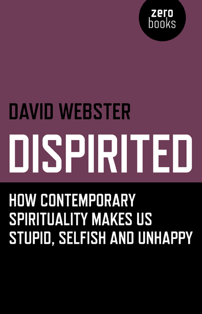dispirited cover
