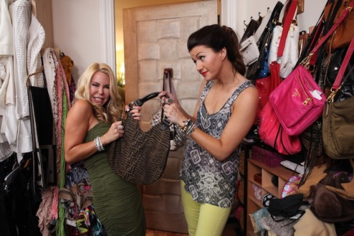 House of Consignment on VH1 starring Corri McFadden of eDrop-Off in Chicago