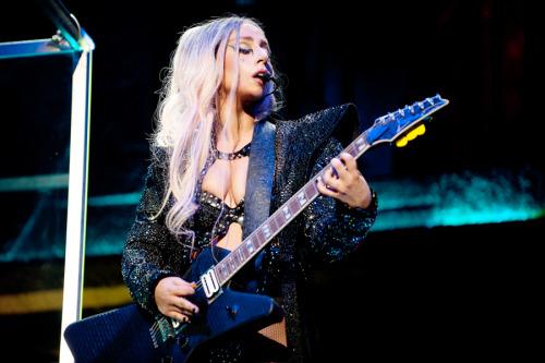 Lady Gaga on stage #4