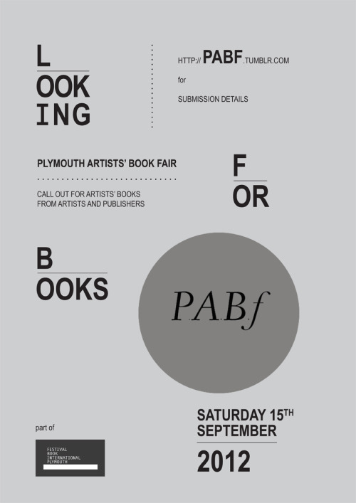 Plymouth Artists' Book Fair