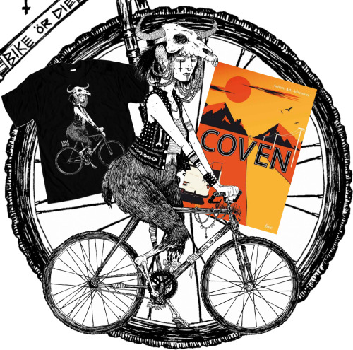 swngdsh: Coven Magazine: Win a Velodeath t shirt! We have some exclusive Velodeath t shirts up for grabs and all you have to do is 'like' our facebook page.