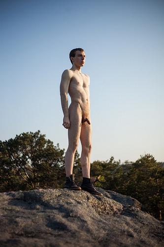 boy nude