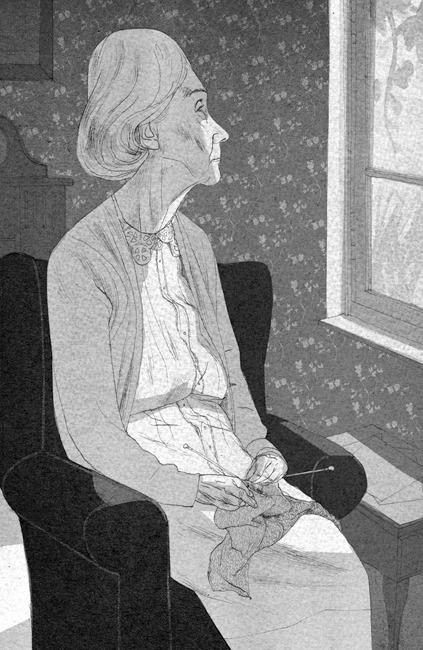 inspiring-illustration:  Jonathan Burton