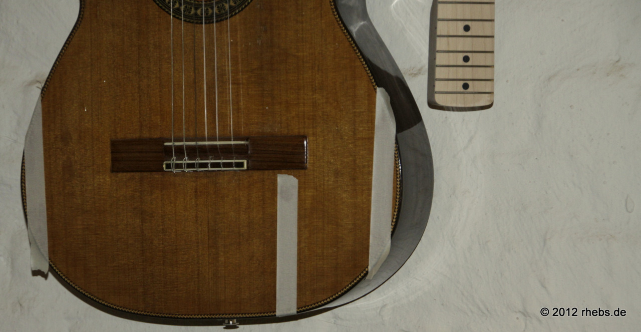 Gitarren Reparatur