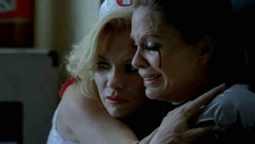 True Blood 30-Night Fangathon - Day 28GingerWe only see her a few episodes a year but she is always fantastic whether she's having a screaming fit or trying to console Pam. Ginger is fabulous.