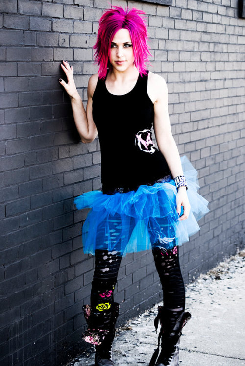 Icon Hire Lead Singer Long Hair