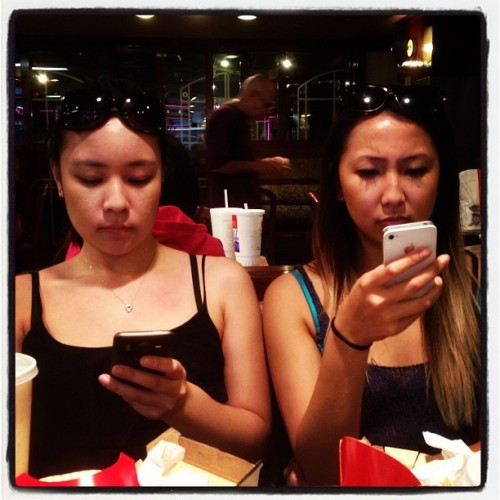 We love NYC lolol look at their expressions (Taken with Instagram)