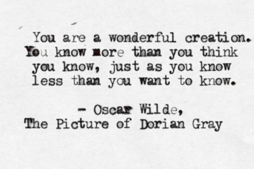 Quotes From Dorian Gray. QuotesGram