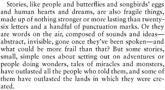 Neil Gaiman, Fragile Things