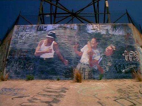 Cual es la ubicaci n exacta del mural carnalismo que for El mural pelicula