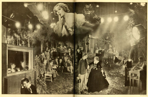Leslie Howard & Mary Pickford in Secrets