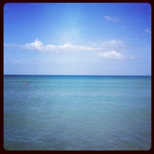 Soooo nice (Taken with Instagram at South Beach | Miami Beach)