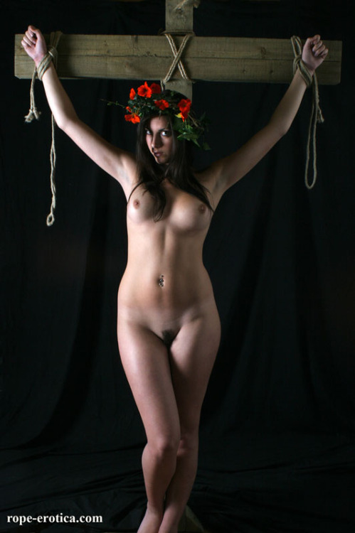 Crucifixion Naked Crucified Women Ig Fap Nude Picture | BLueDols