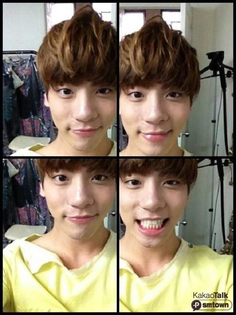 Jonghyun Selca - Kakaotalk Update 120713 Credit: kakaotalk Via: something special