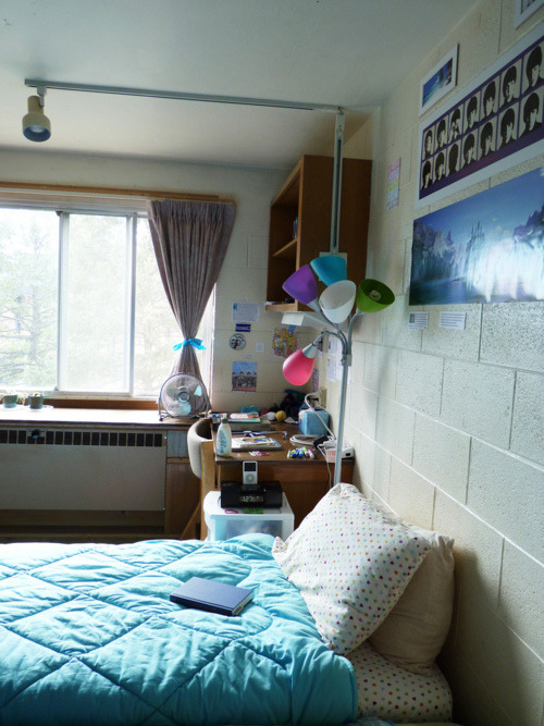 Dorm Decorating Ideas | Organize a Dorm Room | In My Own Style