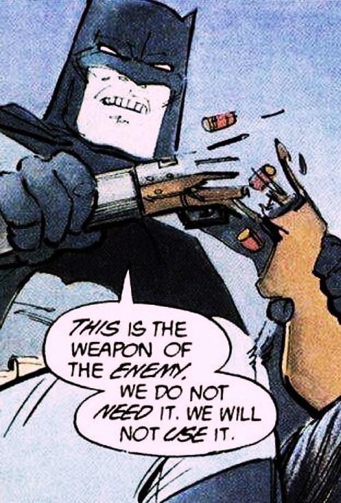from The Dark Knight Returns, © DC Comics