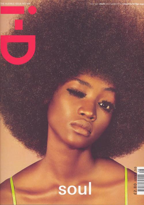 Oluchi Onweagba/i-D MagazineAugust 1999