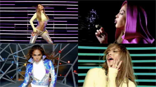 JENNIFER LOPEZ GOIN' IN