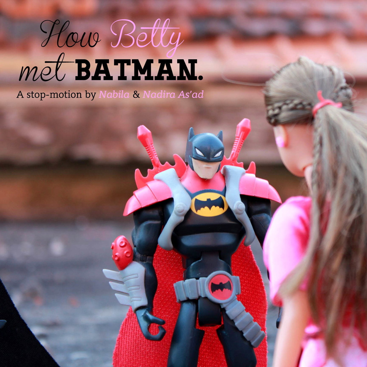 Still from How Betty Met Batman Part II
