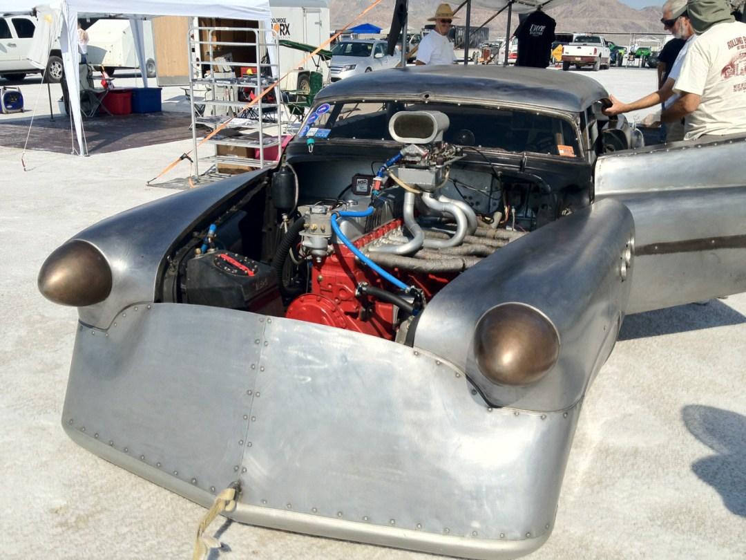Bonneville Speed Week 2012