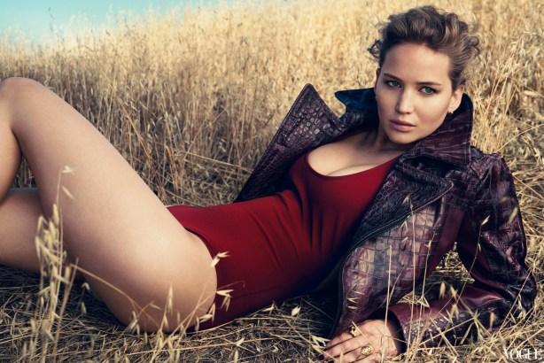 Jennifer Lawrence - Vogue's September Issue
