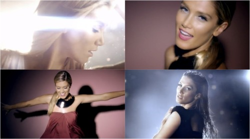 DELTA GOODREM DANCING WITH A BROKEN HEART MUSIC VIDEO