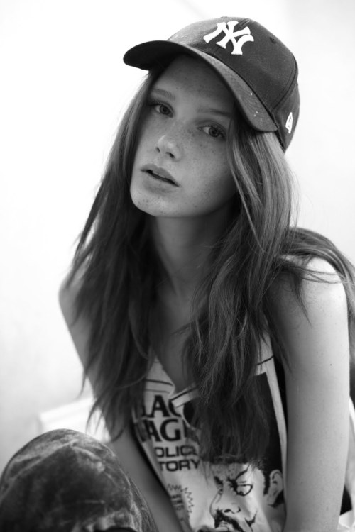 Loren Kemp @ Elite Model Management Amsterdam
