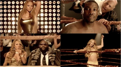 MARIAH CAREY TRIUMPHANT MUSIC VIDEO