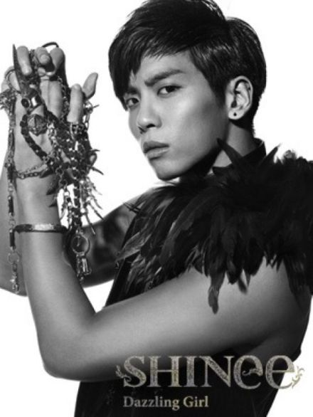 Jonghyun's Teaser for Dazzling Girl (New Japan Single)