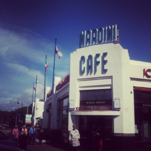 Nardini's Cafe, Largs