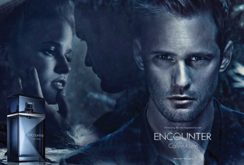 "<br /><br /><br /> It beggars belief that any rational girl would have broken Skarsgård's heart. But he insists, reciting an embarrassing story from his childhood. This is either to put us at east or to prove he's human, a matter which is, frankly, still up for debate. (How else to explain that body, which he insists is God given, and not the result of hours spent with a personal trainer. With the exception of a very slight overbite, he's not just an ideal physical specimen but engaging and smart in a way that can't be faked.)<br /><br /><br /> ""I was 11 years old and there was this girl that I was into,"" he says, with another goofy laugh. ""There was a school dance, and I borrowed four five different bottles of cologne from friends. I was like, 'I'm gonna smell like fucking heaven now!' I just mixed them all for some weird reason. I went to the dance and people couldn't be within 20 feet of me.""<br /><br /><br /> What did he learn?<br /><br /><br /> ""Less is more.""<br /><br /><br />"