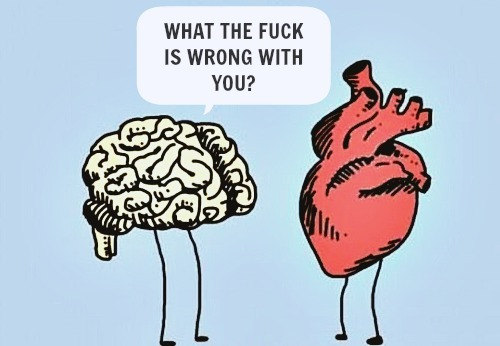 Image result for stupid love cartoon