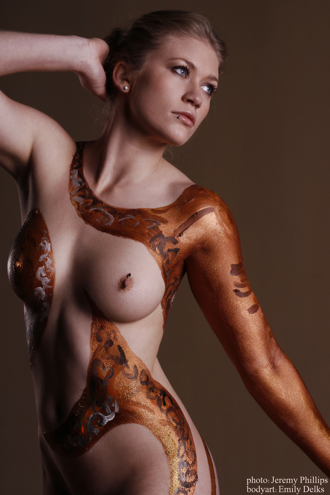 Opinion you sexy body paint girls suggest
