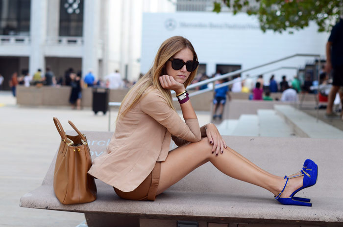 New York fashionweek: day 2 | The Blonde Salad