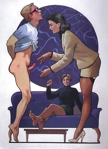 male orgasm denial