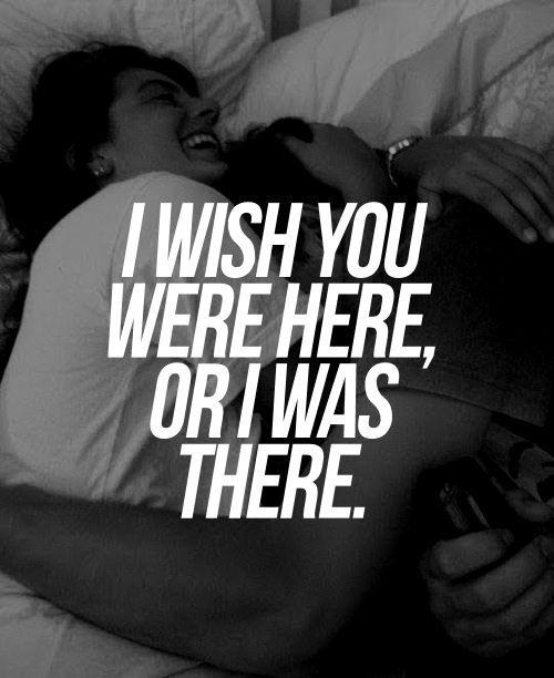 You Already Know I Wanna Love You