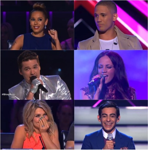 X FACTOR AUSTRALIA 2012 LIVE SHOW WEEK 4