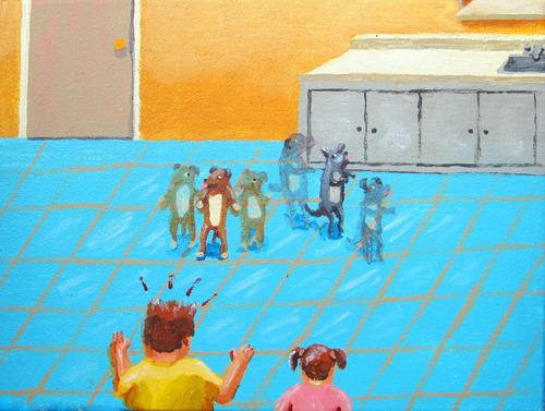 Ralph Pugay. Paintings by Ralph Pugay.