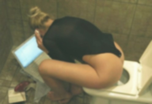 Apologise, college girls pooping scat agree, rather