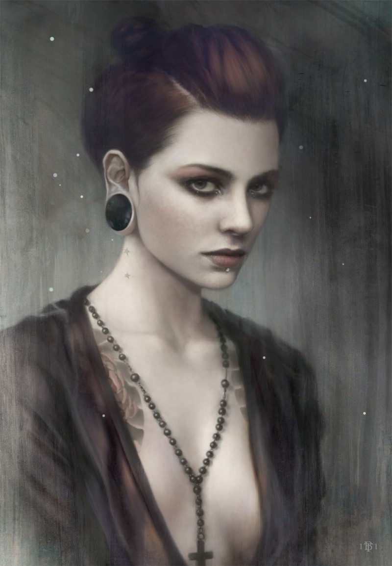 Hera by Tom Bagshaw