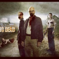 Breaking Dead - Walter White starts the Zombie Apocalypse