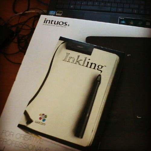 Intuos, Inkling