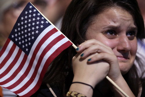 Sad Republican